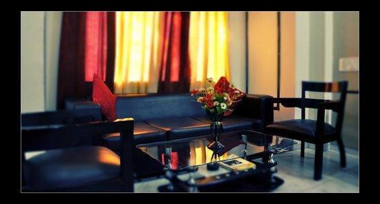 Hotel Hadi Rani Palace: Interior