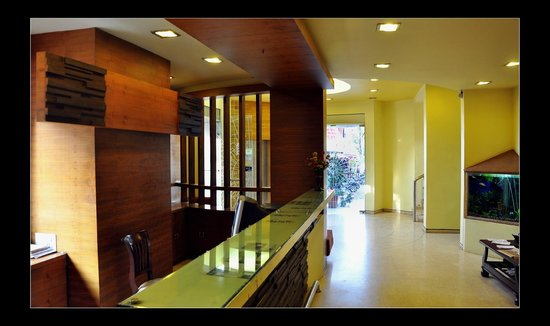 Hotel Hadi Rani Palace: Interior of Hotel