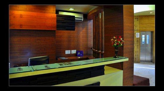 Hotel Hadi Rani Palace: Reception