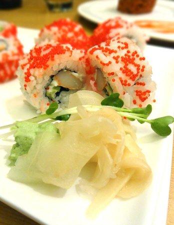 California Rolls & Crazy Sushi