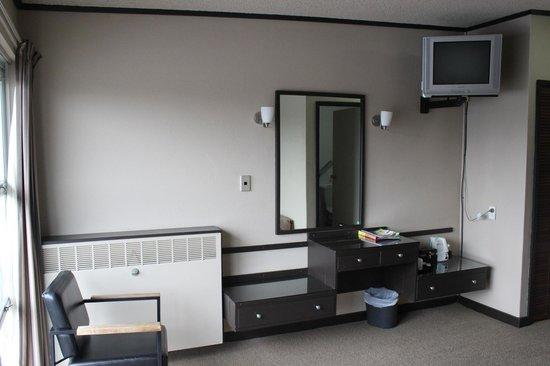 Heartland World Heritage Hotel :                   Room