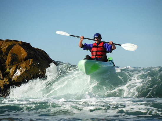 Avila Beach Paddlesports:                   Loads of fun!