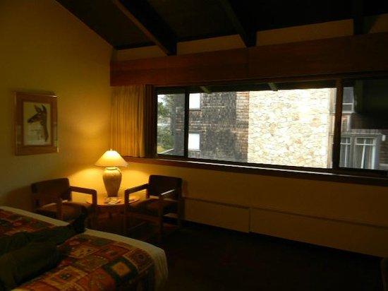 Asilomar Conference Grounds:                                                       1036 Willow Inn large center piece window