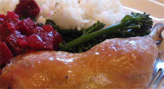 York St. Diner Foto