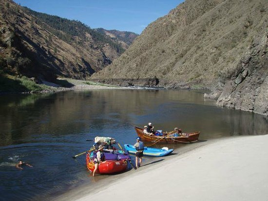 Riggins, ID: Lower Salmon River Canyon