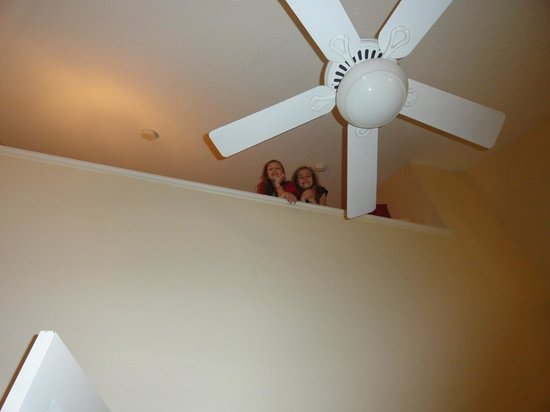 Residence Inn San Jose Campbell:                   Loft