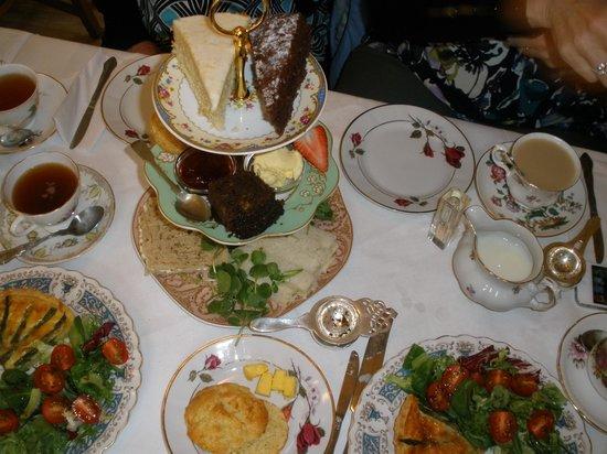 Old Time Bea S Vintage Tea Rooms