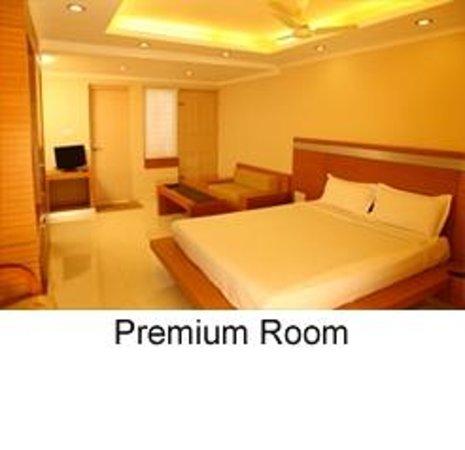 Thekkady Woods: Premium Room