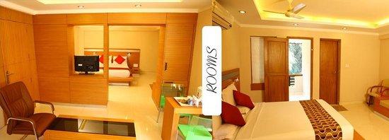 Thekkady Woods: Rooms