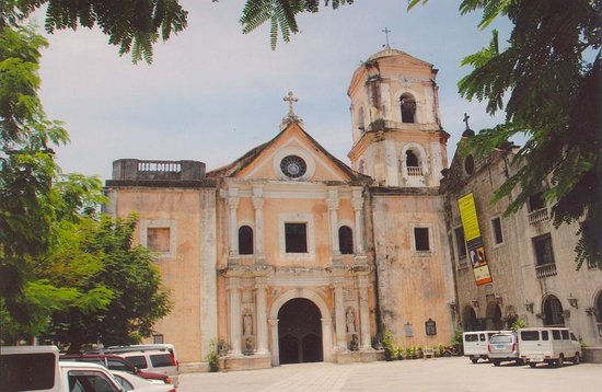 The Bayleaf: San Agustin Church, 430 year old church inside Intramuros