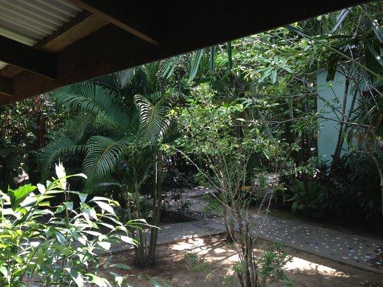Baan Po Ngam Resort:                   Garden