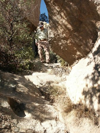 Cochise Stronghold, A Nature Retreat: Exploring
