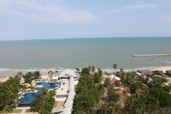 Novotel Hua Hin Cha Am Beach Resort and Spa:                   room View