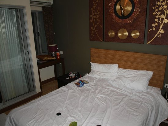 Sleep Withinn:                   Deluxe Double Room