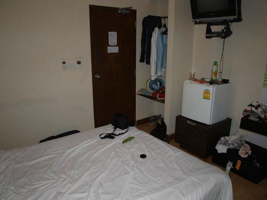 โรงแรมสลีป วิทธิน:                   Deluxe Double Room