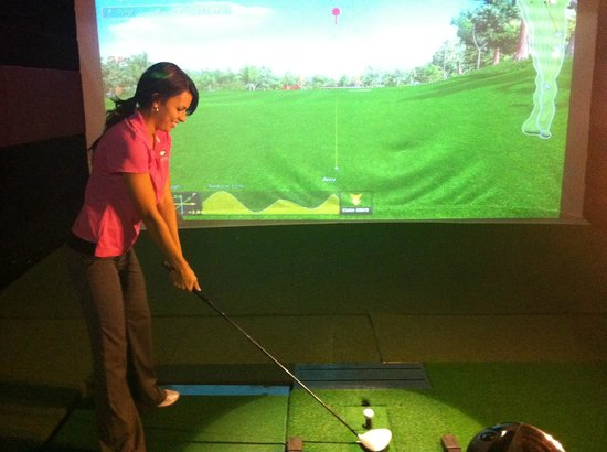 Scottsdale Golf Place:                                     Golf is really fun at SGP!