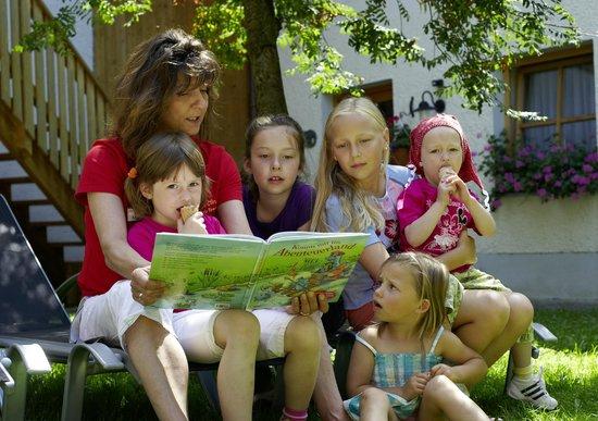 Familotel Schreinerhof: Kinderbetreuung an 7 Tagen pro Woche