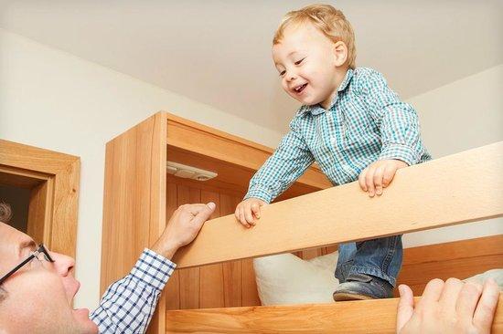 Familotel Schreinerhof: Familienappartements mit allem Komfort