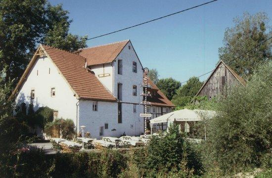 Alte Mühle Wewelsburg