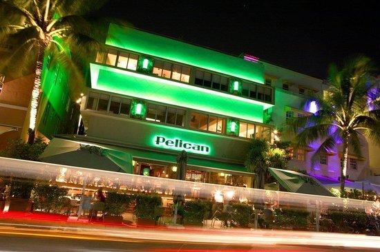 Pelican Beach Hotel Restaurant