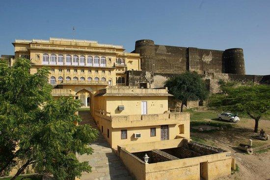 Roopangarh Fort : le palais et le fort