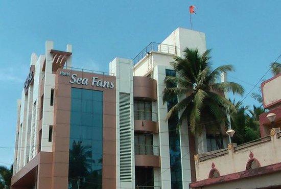 Hotel Sea Fans :                   Sea Fans Hotel March 2013