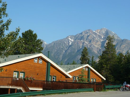Badezimmer picture of pyramid lake resort jasper for Badezimmer jasper