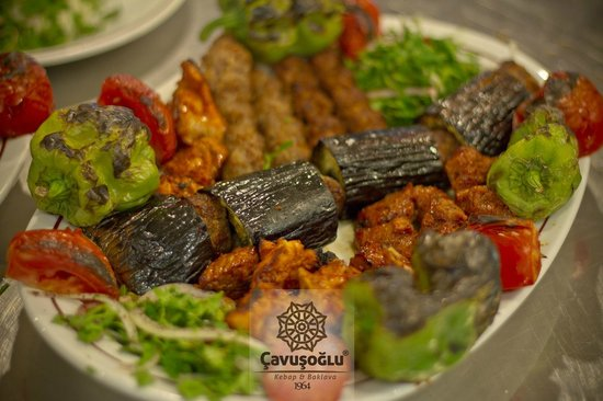 Cavusoglu Kebab & Baklava