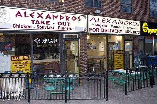 Alexandro's Take-out