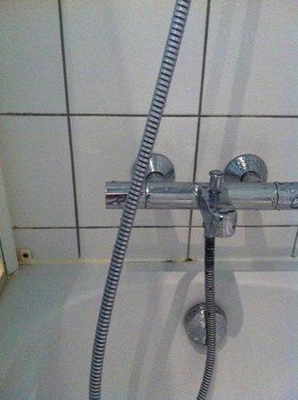 La Bergere Apartments:                                     the bathroom