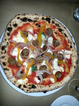 Pizzeria Da Marco:                   Little Italy