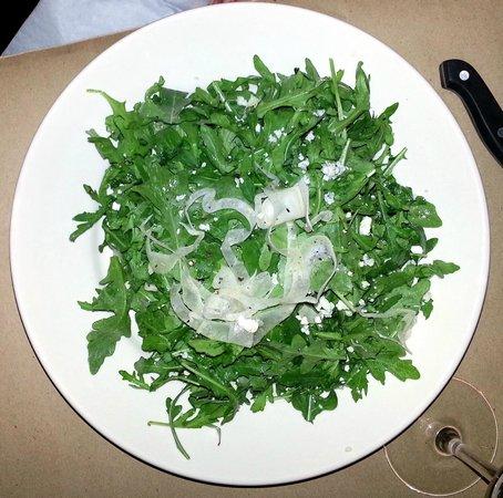 Pizzeria Da Marco:                   Arugula Salad