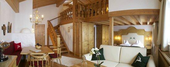 Burg Hotel : Appartement
