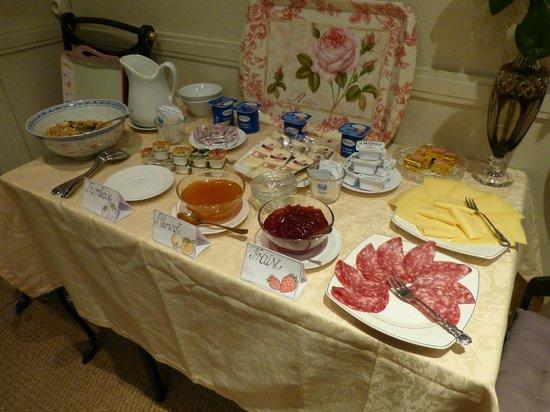 Nice Garden Hotel:                   petit déjeuner