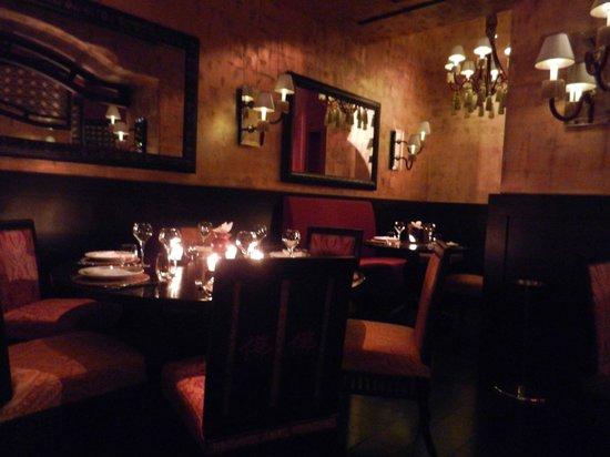 Buddha-Bar Hotel Budapest Klotild Palace: Restaurant