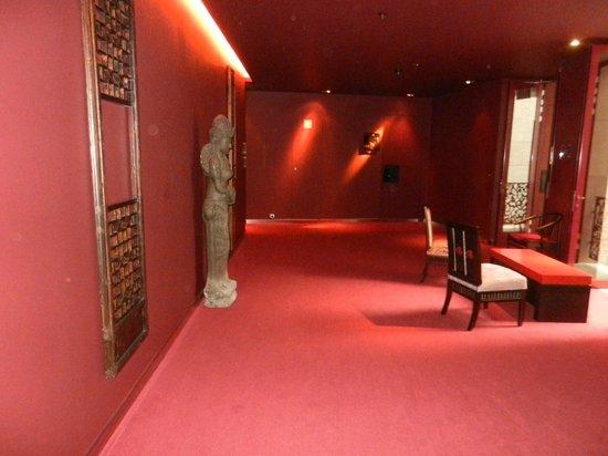 Buddha-Bar Hotel Budapest Klotild Palace: parties communes