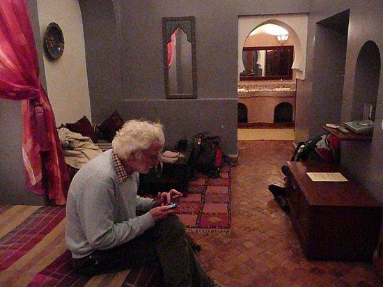 Riad Les Clefs Du Sud:                   la chambre est vaste