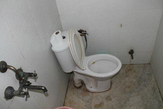 Hotel Delight Inn:                   Toilettes