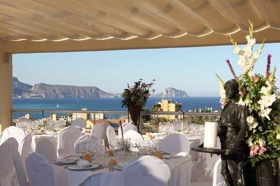 Hotel Sun Palace Albir Lounge & Spa: Restaurante el Privado