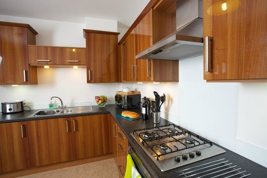 Fully Fitted And Equipped Kitchen Picture Of Yeovil Central