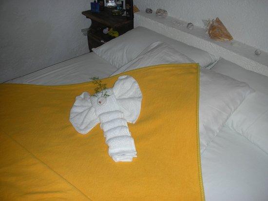 Posada Macondo:                   camera da letto