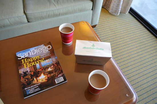 Coronado Island Marriott Resort & Spa:                   Kingbed-Room/Bayview