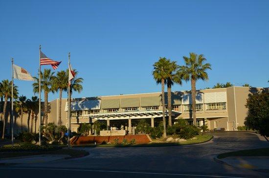 Coronado Island Marriott Resort & Spa:                   Aussenansicht