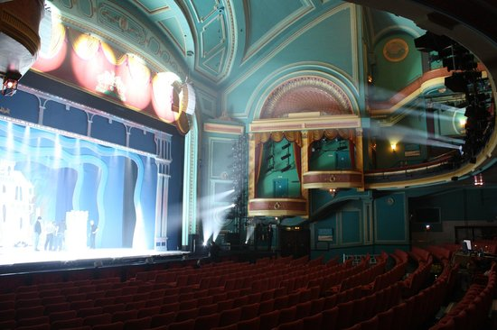 Southampton, UK: The Mayflower Theatre