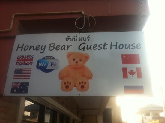Honey Bear Guesthouse:                   honey bear guest House