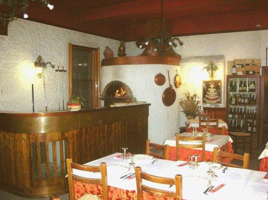 Argelato, Italy: saletta pizzeria