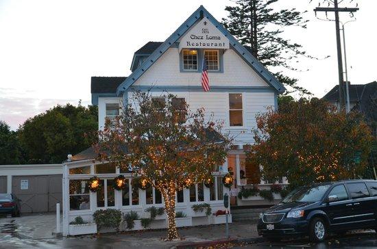 Chez Loma: Aussenansicht
