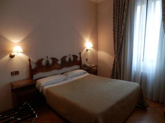 Regente Hotel: Habitación 408