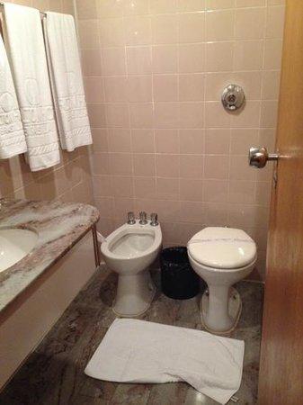 Carlton Hotel Brasilia : Banheiro