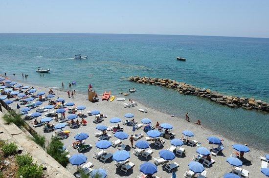Hotel Village La Maree : spiaggia